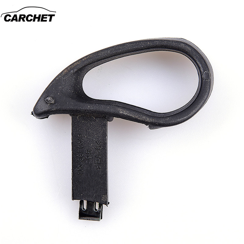 CARCHET Car Seat Adjustment Handle Left And Right Seat Lift Tilt Release Pull Hand For Golf IV For Audi Car Accessories