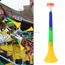 Гонорар футбольный стадион Cheer Fan Horns футбольный мяч Vuvuzela Черлидинг детская труба ROU_1008
