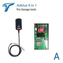 Новейший WOW CDP Adblue 9 в 1 A& B выбрать универсальный эмулятор adblue не нужно никакого программного обеспечения AdBlue 9в1 Грузовик Adblue эмуляция коробка
