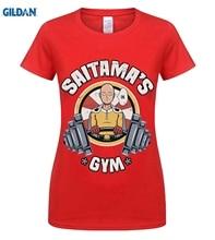 Saitama's Gym Printed Casual Tee