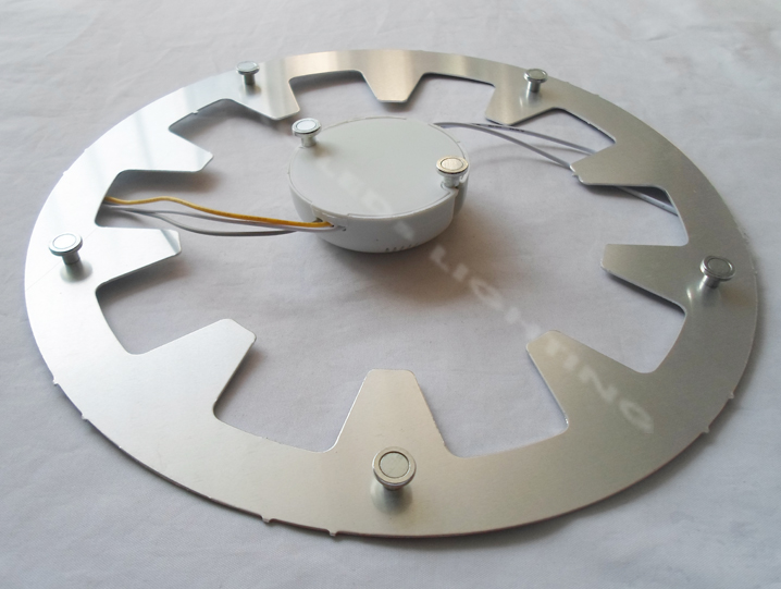 El fabricante redondea 24W LED placa pcbs placa led DUAL COLOR blanco - Iluminación LED - foto 4