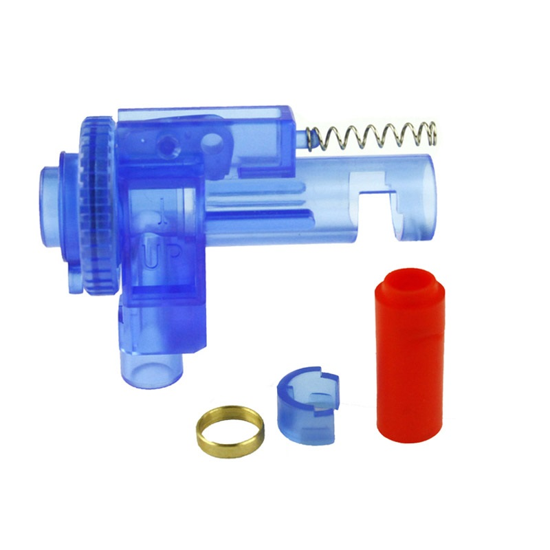 US $10 35 25% OFF|Airsoft Hop Up Air Seal Chamber Set For Airsoft M4 AEG  Series Marui,Dboys, JG, G&P Hunting Accessories-in Hunting Gun Accessories