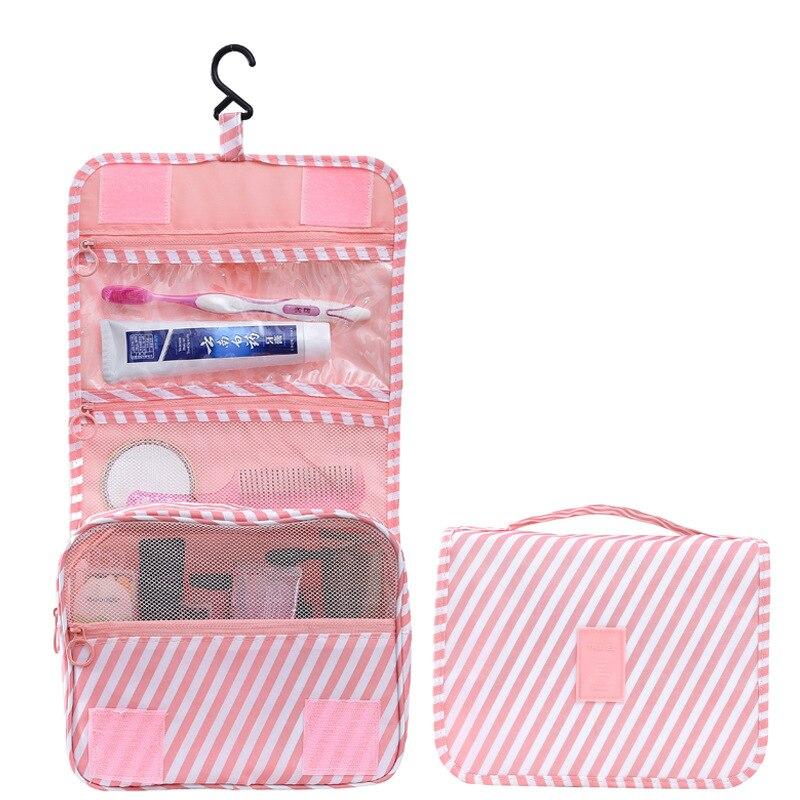 SAFEBET Case Makeup-Bag Toiletry-Bag Necessaries Travel Beauty Brand Organizer Waterproof