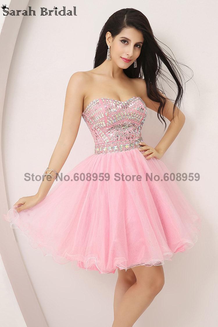 Fantástico In Stock Prom Dress Festooning - Colección de Vestidos de ...