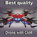 Drone DFD F181 Quadcopter RC Drone with Optional Camera HD 5.0MP Cam Remote Control Toy One Key Auto Return VS JJRC H12C FSWB