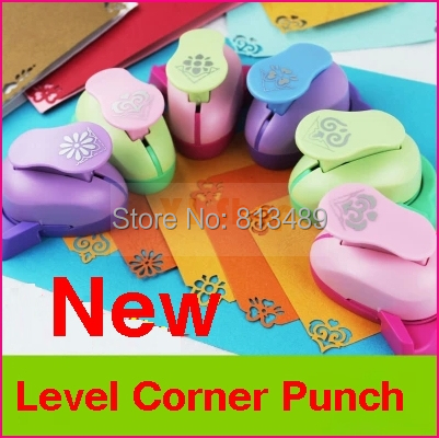 Aliexpress Buy 8pcslot Paper Punch Hole Punch Shapes Cutter