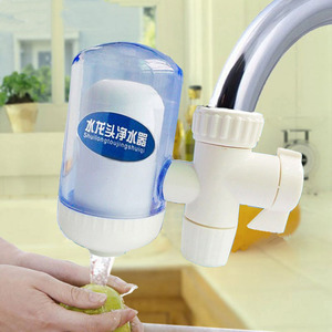 Home faucet filter water purif