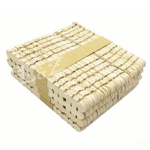 114x10x2 мм Стоматологическая Форма деревянные для мороженого палочки деревянные палочки для мороженого/леденцов для детских поделок Сделай Сам Модель Инструменты-натуральный 500 шт/уп
