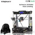 Лучший 3D принтер Tronxy P802M для DIY  полный набор  прямой экструдер MK3  тепловая 3D-печать  3DCSTAR P802-MHS  2020