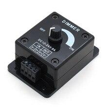 Контроллера яркость одного диммер накаливания газа регулируемая dc светодиодов питания из