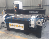 Rotary Table CNC Router Price 1325 Router CNC 3d CNC Machine For Metal Wood