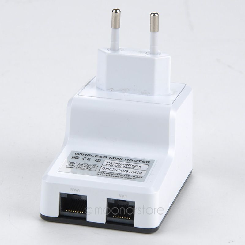 2017 WiFi Repeater IEEE 802.11 b/g/n 2015 Portable 2.4GHz 300Mbps Wireless Router Wireless Wall Plug Router
