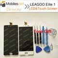 LEAGOO Elite 1 ЖК-Дисплей + Сенсорный Экран 100% Первоначально Замена ЖК-Экран Для LEAGOO Elite 1 Смартфон Бесплатная Доставка