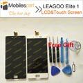 LEAGOO Elite 1 Display LCD + Substituição da Tela de Toque 100% Original Tela LCD Para LEAGOO Elite 1 Smartphone Frete Grátis