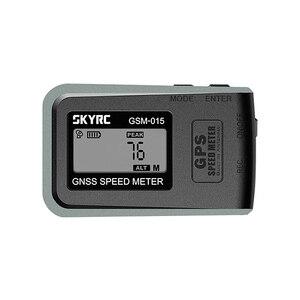 Image 2 - SKYRC velocímetro de alta precisión para Dron, GSM 015 GNSS, GPS, multirrotor, avión, helicóptero