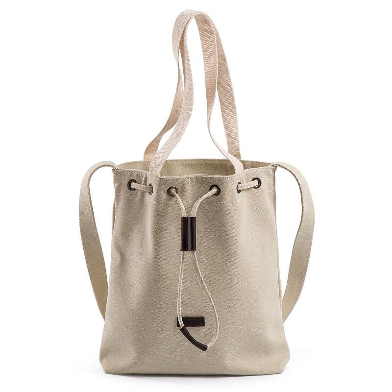 Bag Tote Canvas Handbag One Shoulder Messenger Bag Free Shipping