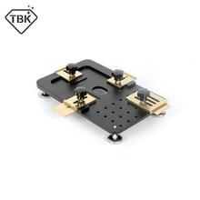 TBK 005 hohe qualität Handy Lcd bildschirm Form Jig Halter Clamp tool für OCA Laminieren universal moblie telefon lcd bildschirm mould