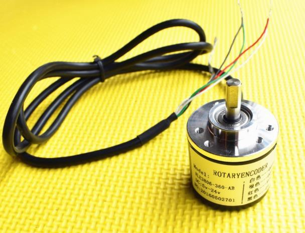 incremental optical rotary encoders, AB two-phase 100 200  300  360  400  600 pulses, ZSP3806 encoder