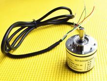 Инкрементные оптические роторные кодеры, двухфазные, 100/200/300/360/400/600 импульсов, энкодер ZSP3806
