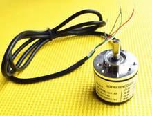 Rotativo óptico incrementais encoders, AB dois-fase 100 \ 200 \ 300 \ 360 \ 400 \ 600 pulsos, ZSP3806 codificador
