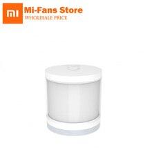الأصلي Xiao mi mi jia ذكي جسم الإنسان الاستشعار نظام إنذار جهاز منزلي ذكي العمل تحذير ضوء مع mi المنزل App