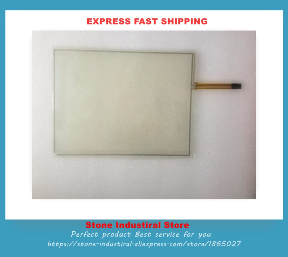New AMT9542 AMT 9542 HMI Industrial touch screen panel membrane touch glass 1 year warranty