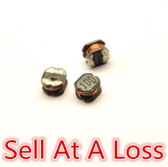 25pcs/lot M55B CD32 10UH SMD Power Inductor 100 Electronic Components Sell At A Loss USA Belarus Ukraine image