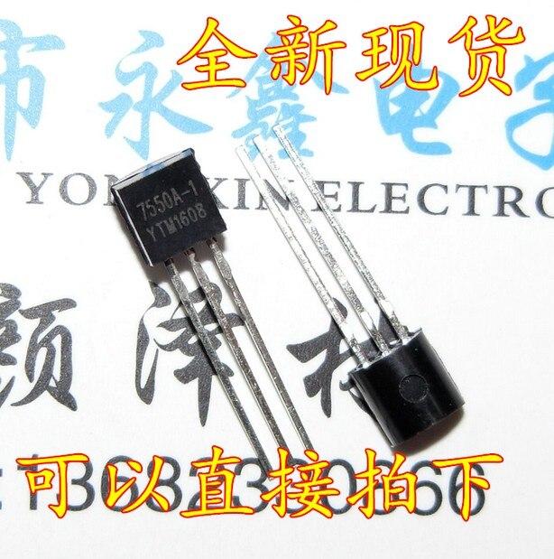 100pcs/lot HT7550-1 TO92 HT7550A-1 TO-92 7550A-1 7550-1 HT7550