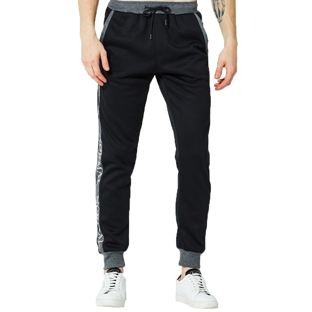 Mens pants Fashion Pure Color Trousers Pants Casual  Holes Pants men fitness cotton pants fashions men Sweatpants hot sale c0413