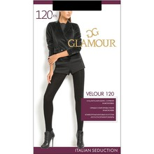 Колготки женские GLAMOUR Velour 120