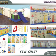 Детская Крытая скалолазальная стена, сделанная на заказ детская игровая площадка на открытом воздухе комбинированное скалолазание тренажеры физическая тренировка