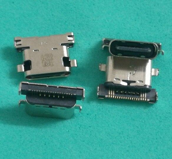 100pcs Micro mini USB Charging Port jack Connector Socket plug charger dock for Motorola for Moto