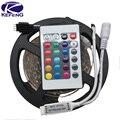 5 m 3528 tira CONDUZIDA luz RGB diodo fita 300 leds não à prova d' água + remoto RGB controlador RGB/Branco/quente branco/Bule/Vermelho/Verde/Amarelo