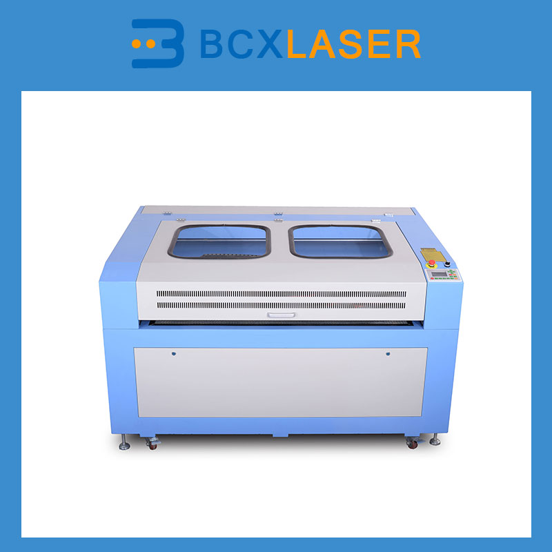 PEDK-140100II Double Heads CO2 Laser Engraving Cutting MachinePEDK-140100II Double Heads CO2 Laser Engraving Cutting Machine