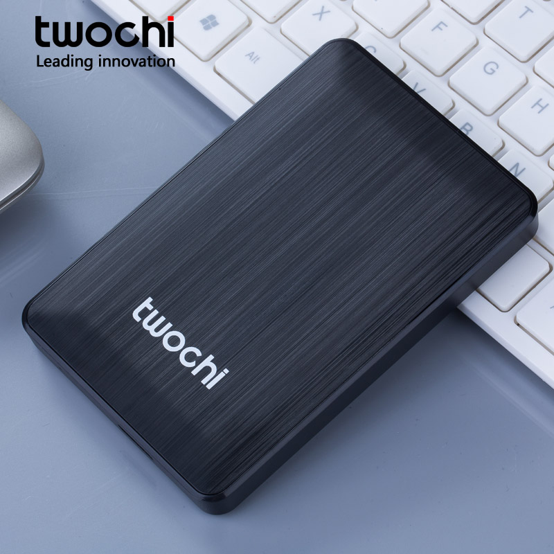 TWOCHI HDD 2.5 External Hard Drive 40GB USB2.0 Hard Disk hd disco duro externo for Desktop Laptop