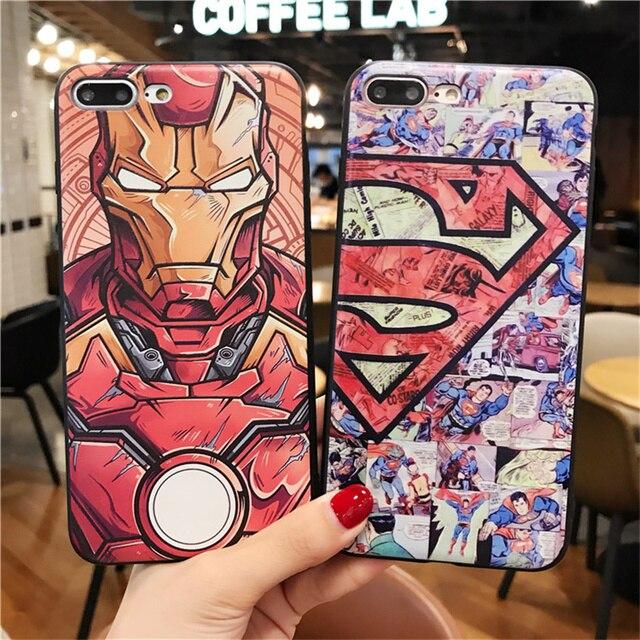 coque iphone 6 plus superman