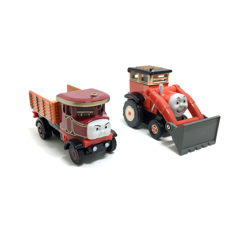 T0152 Diecast Magnetic THOMAS and friend Elizabeth and Jack The Tank Engine take along train metal children kids toy gift