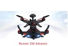 Original Walkera Corredor 250 Adelantado Sistema GPS RC Quadcopter Drone RTF con DEVO 7 Control Remoto/OSD/Cámara/GPS V4 F16182