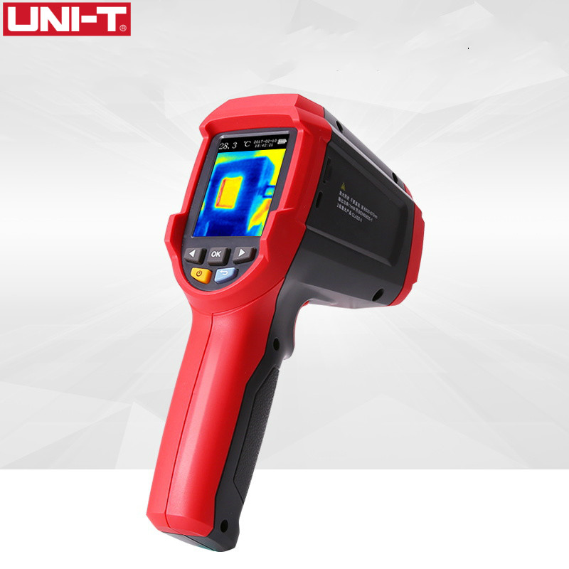 UNI T UTi80 Thermal Imaging Camera Digital Thermometer Imager Infrared Camera 4800 pixels High Resolution Color