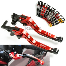 Aluminum Motorbike Levers Motorcycle Brake Clutch Foldable Extendable For Ducati DIAVEL CARBON X Diavel XDiavel S