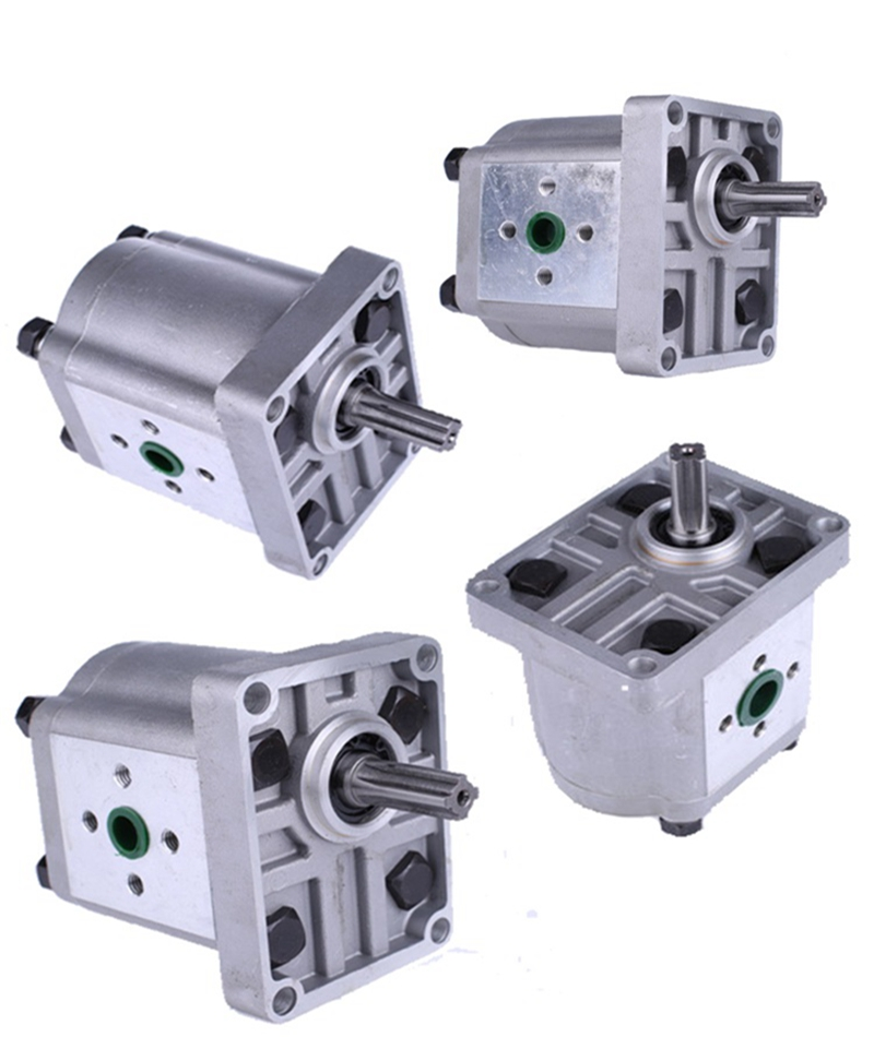 CBN Oil Pumps CBN-F304-FHR/L Hydraulic Gear Pumps CBN-F306/F308/F310-FHR/L High Pressure Tractor Pumps Rectangle Spline
