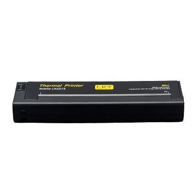 New Pocket Portable Thermal Printer A4 printer 216mm Mini Mobile Office Thermal Printer A4 Paper Car