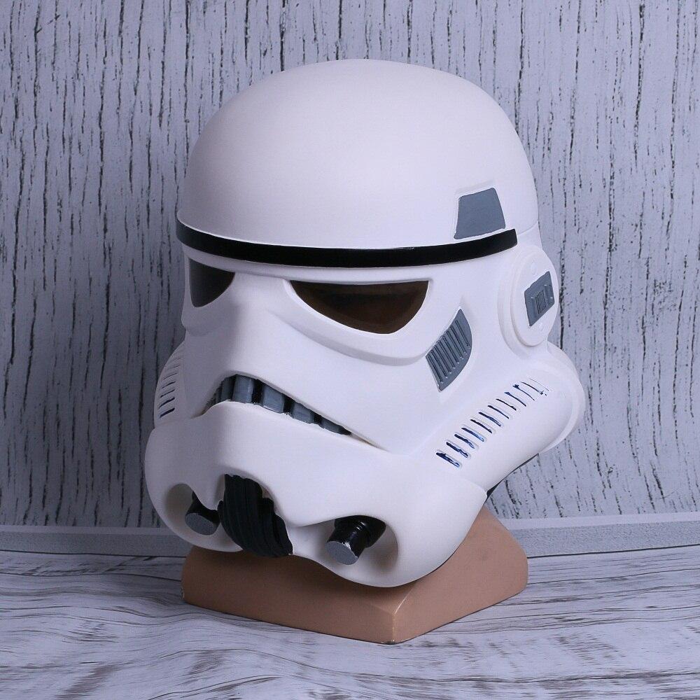 Star Wars Helmet Cosplay The Black Series Imperial Stormtrooper Helmet Halloween (3)