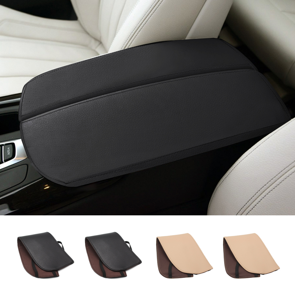 Car Center Console Armrest Pad Cover Case Protection Trim for BMW X5 2007 2008 2009 2010 2011 2012 2013 2014 2015 2016 2017 2018 100% new and original xgf po3h xgf p03h ls lg plc special module positioning module