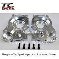 Free Shipping CNC New Alloy Gearbox Set For Baja