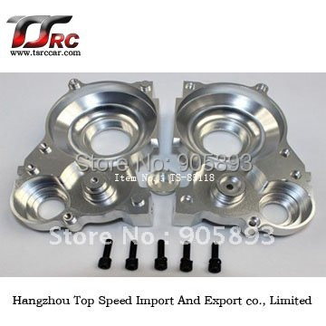 Free shipping!CNC - New alloy gearbox set for baja!