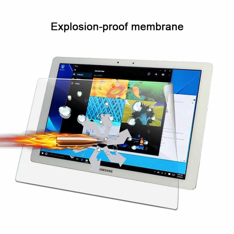 """Для samsung Galaxy TabPro 12,"""" TAB взрывозащищенный Nano мягкие пленка Anti-shatter Защитная пленка"""
