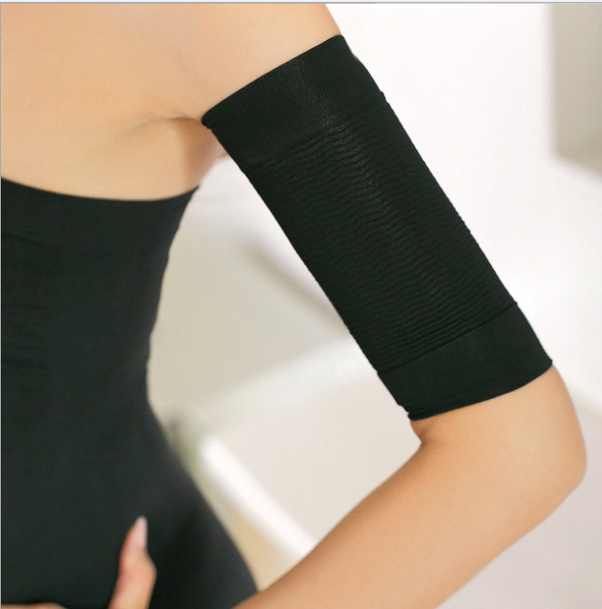 High Quality 420d Thin Arm Shaping Arms Elastic Beautiful Sportful Arm Warmers Wholesale 3pair/lot