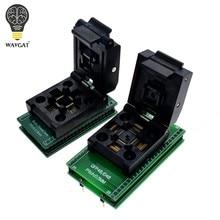 Adaptateur de programmation QFP48 à DIP48 TQFP32 à DIP3 IC, prise de Test 0.5mm Picth LQFP48 à DIP48/adaptateur TQFP48 à DIP48