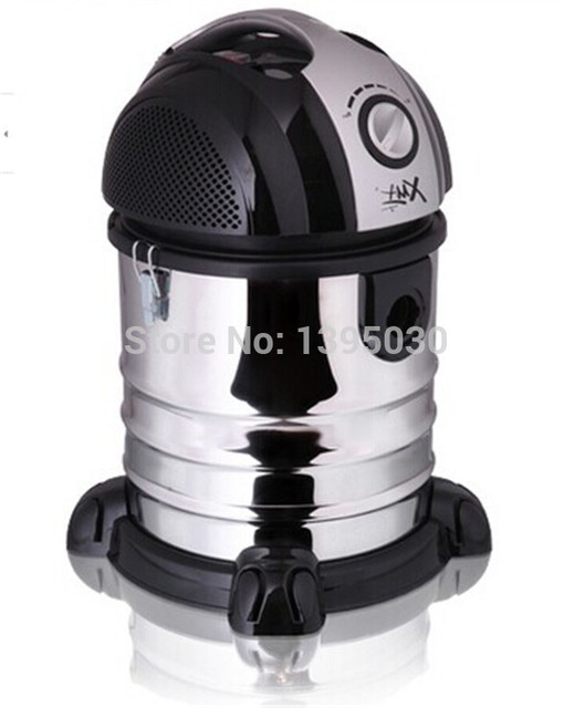 1pcs home water filtration vacuum cleaner wet and dry aspirator dust collector water bucket as seen - Vacuum Cleaners With Water